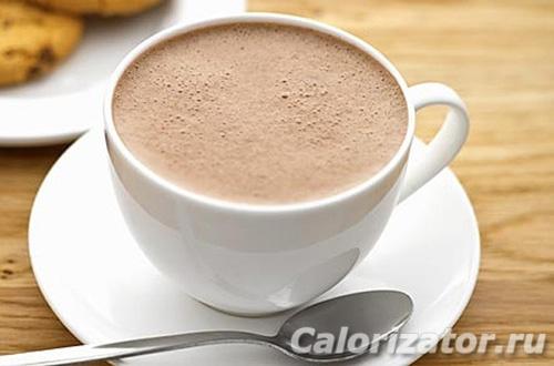 Какао с кукурузным крахмалом