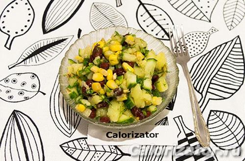 Турецкий картофельный салат