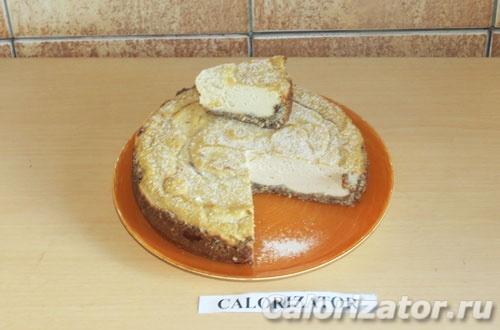 Тофу-пирог