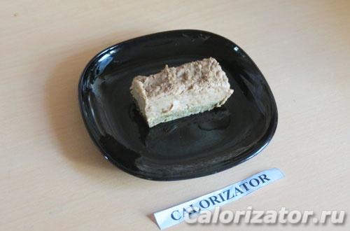 Кофейный тортик
