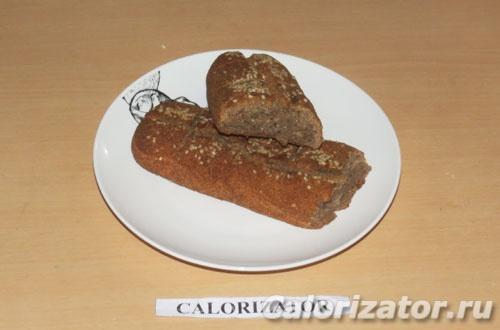 Кокосовый багет