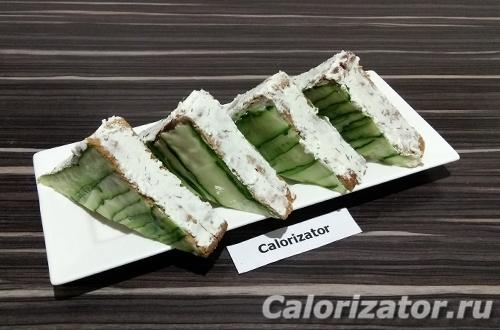 Бутерброды Ёлочка - как приготовить, рецепт с фото по шагам, калорийность.