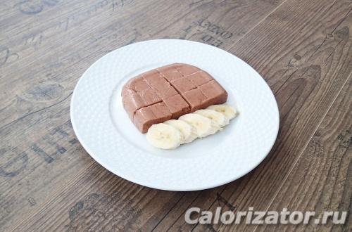 Клубничное суфле с протеином