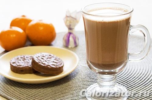 Горячий шоколад-какао