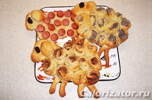 Барашек на завтрак