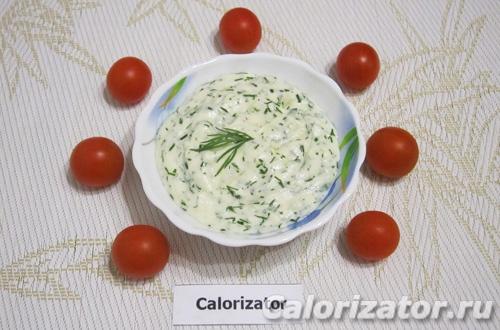 Заправка для салатов с чесноком