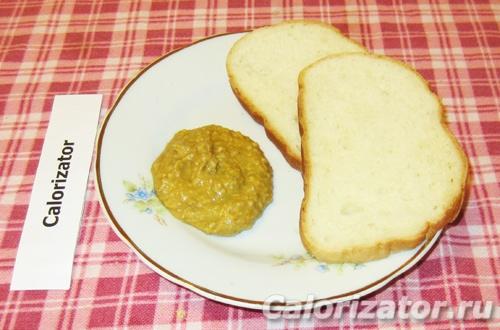 Зернистая горчица