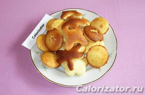 Печенье с имбирем и лаймом