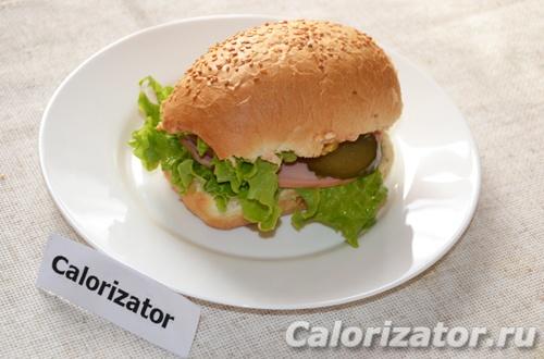 Быстрый сэндвич