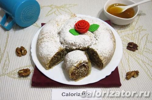 Болгарский пирог Баница