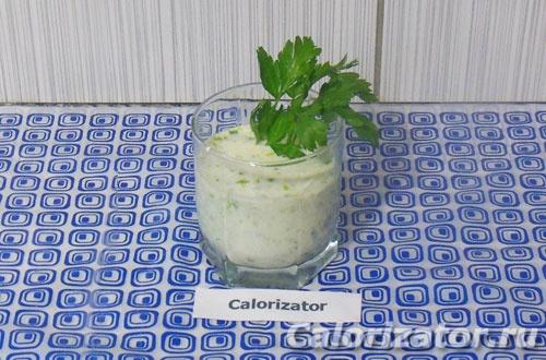 Зеленый коктейль для очищения