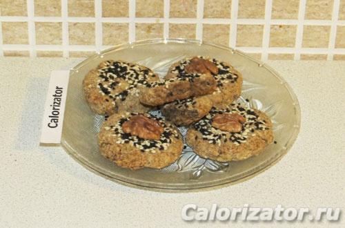 Грецкое печенье