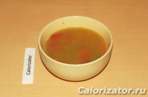 Легкий тыквенный суп