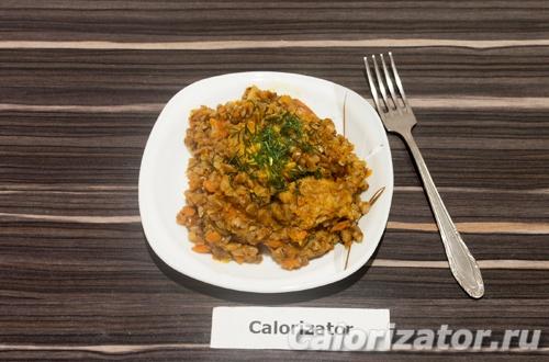 Гречневая каша с соевым мясом - как приготовить, рецепт с фото по шагам, калорийность.