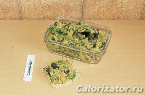 Tuna salad по-вегетариански