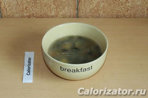 А-ля Рыбный суп с тофу
