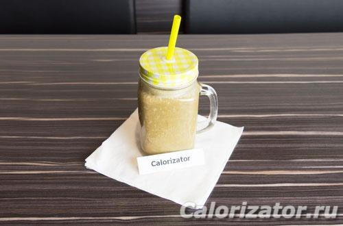 Напиток из цикория и банана