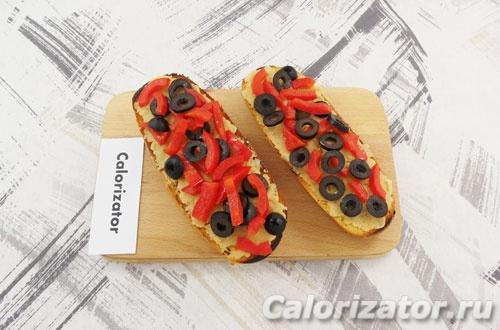 Бутерброды с паштетом из нута - как приготовить, рецепт с фото по шагам, калорийность.