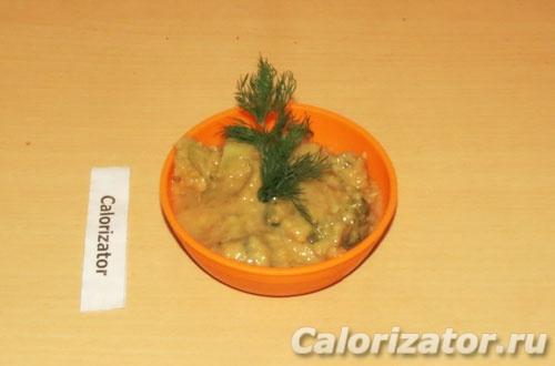 Брокколи в а-ля сливочном соусе