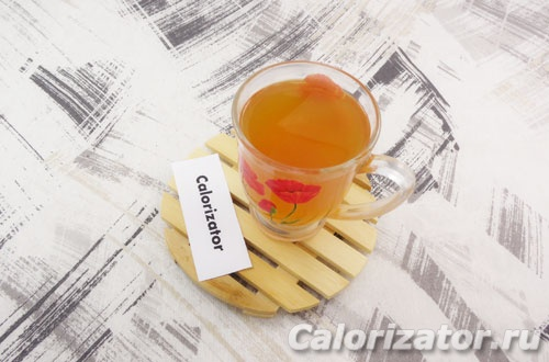 Чай яблочный