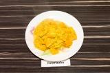 Готовое блюдо: тыква тушеная в сметанном соусе