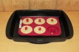 Шаг 5. Поставить в духовку на 25 минут при 170 градусах.