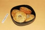 Готовое блюдо: пончики яблочные