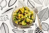 Готовое блюдо: турецкий картофельный салат