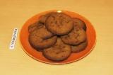 Готовое блюдо: овсяно-миндальное печенье