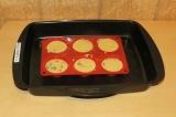 Шаг 9. Поставить в духовку на 30 минут при 180 градусах.