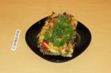 Готовое блюдо: картофельная запеканка с фаршем
