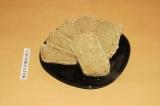 Готовое блюдо: домашний овсяный хлеб