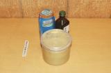 Шаг 3. Смешать жидкие ингредиенты.