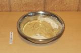 Шаг 4. Соединить сухие и жидкие ингредиенты.