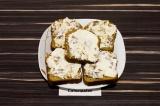 Бутерброды с грибами и сыром фета