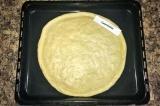 Итальянское тесто для пиццы без дрожжей
