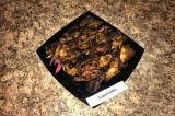 Готовое блюдо: крылышки в меде
