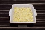 Шаг 9. Выложить все в форму для запекания, присыпать сыром и запечь при 180 град