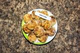 Готовое блюдо: сырники в духовке