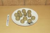 Готовое блюдо: тыквенные конфетки