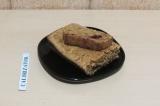 Готовое блюдо: вишневый хлеб