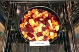 Шаг 4. Овощи поставить в разогретую до 190 С духовку на 50 минут.
