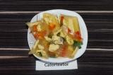 Готовое блюдо: вегетарианский холодец