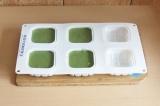 Шаг 8. Разлить по формам и поставить в морозилку на 30 минут.