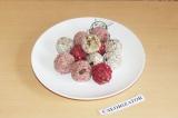 Готовое блюдо: финиковые конфеты с кешью
