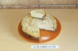 Готовое блюдо: тофу-пирог