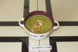 Готовое блюдо: крем суп из тыквы и брокколи