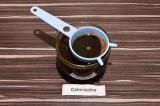 Шаг 3. Процедить кофе.