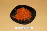 Готовое блюдо: морковь по-корейски с мёдом