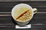 Готовое блюдо: суп-пюре из зеленой гречки с овощами